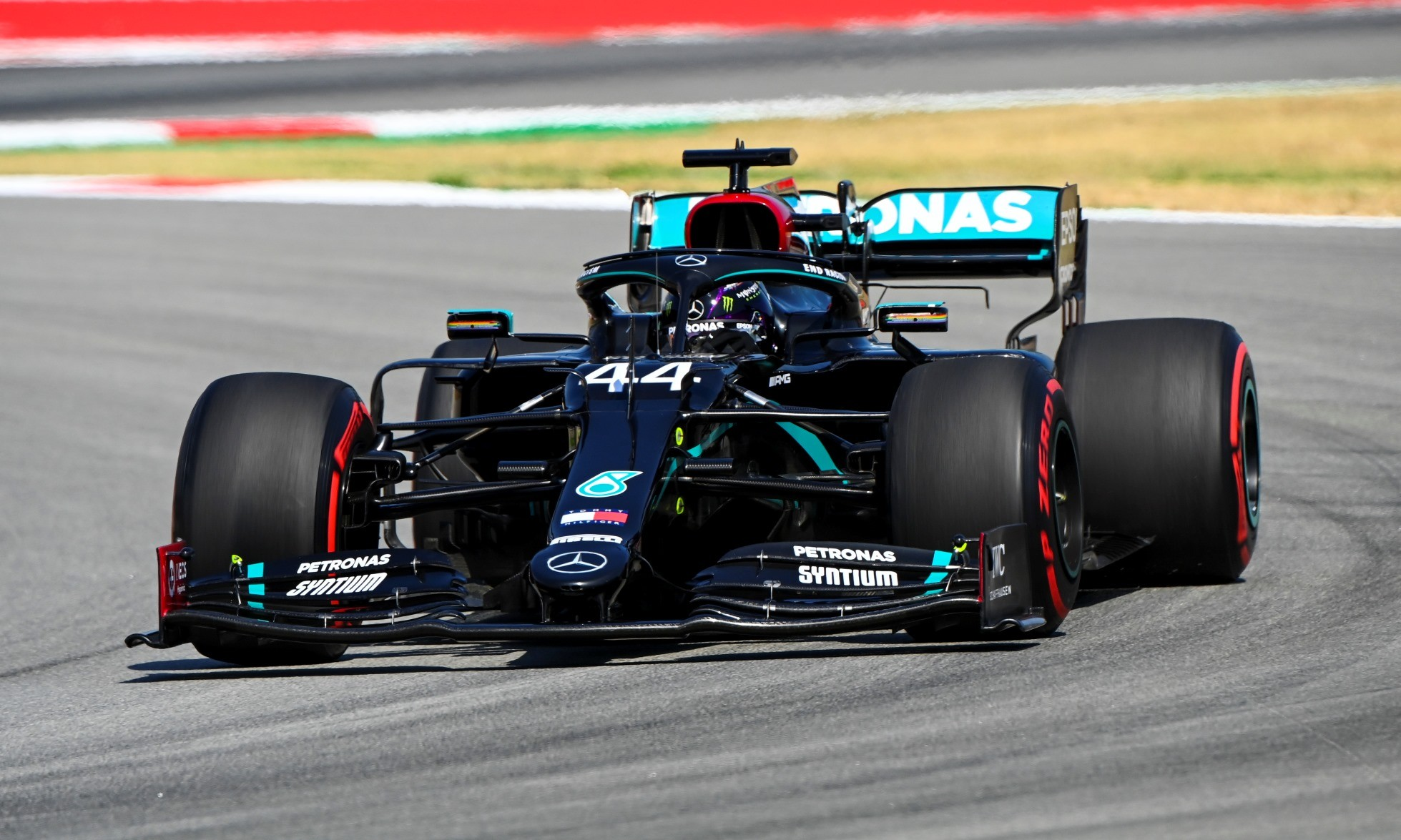 F1 Review Spain 2020 winner