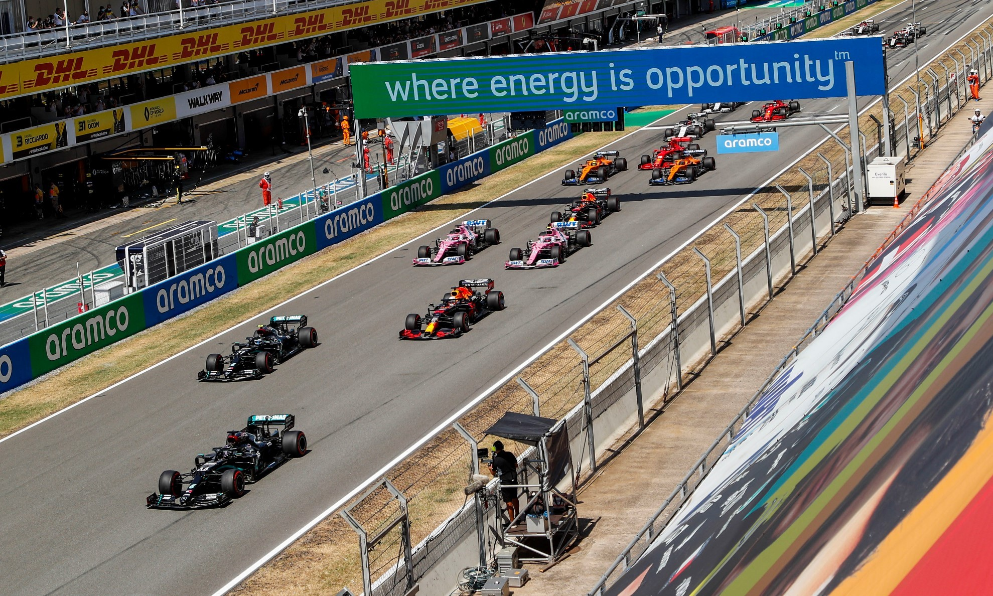 F1 Review Spain 2020