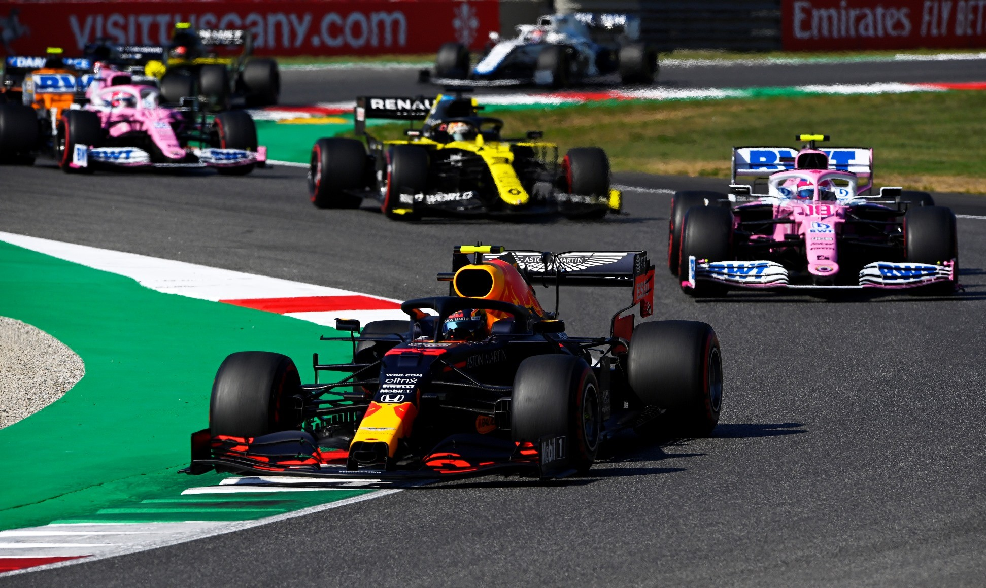 F1 Review Tuscany 2020 1