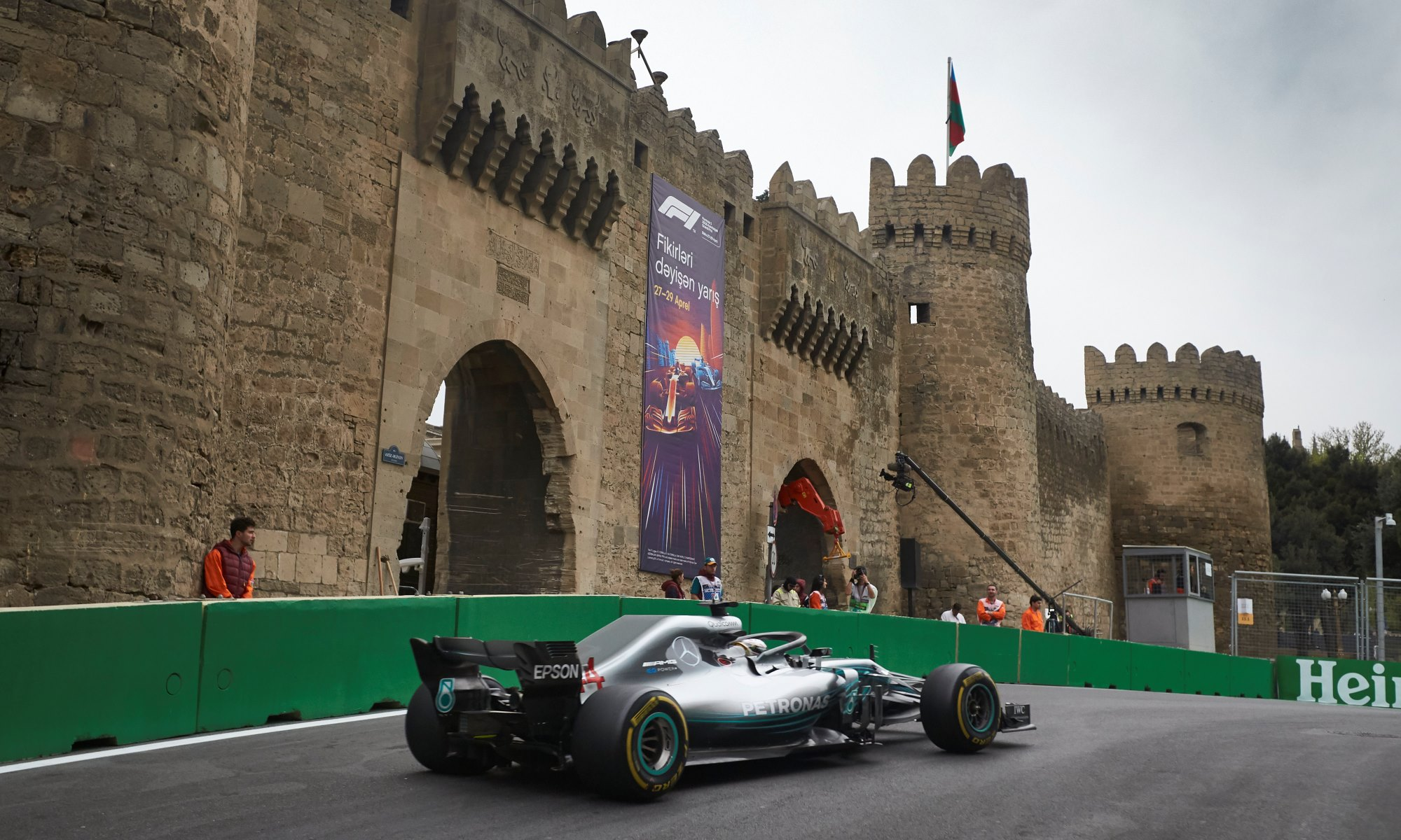 F1 Preview Azerbaijan 2019