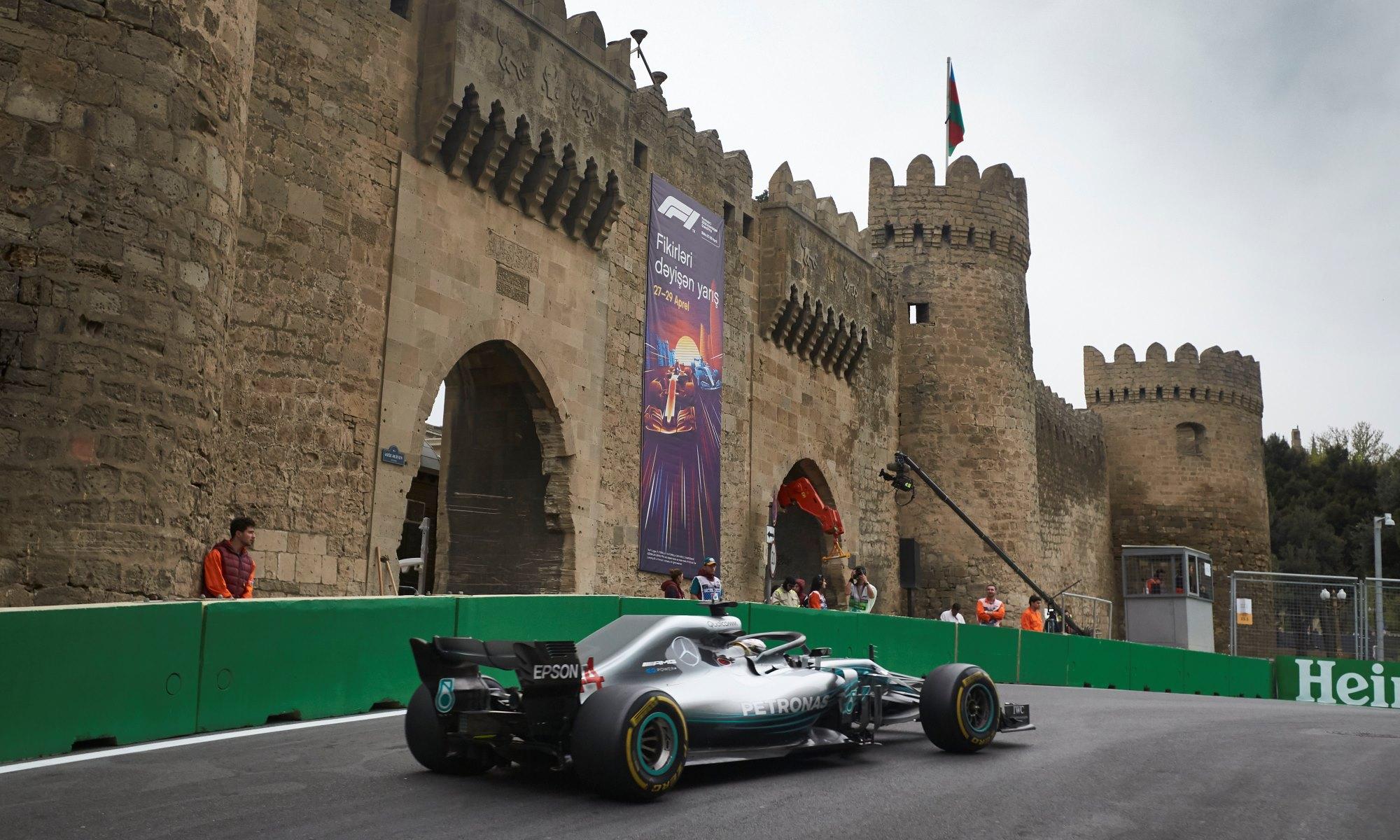 F1 Preview Azerbaijan 2019