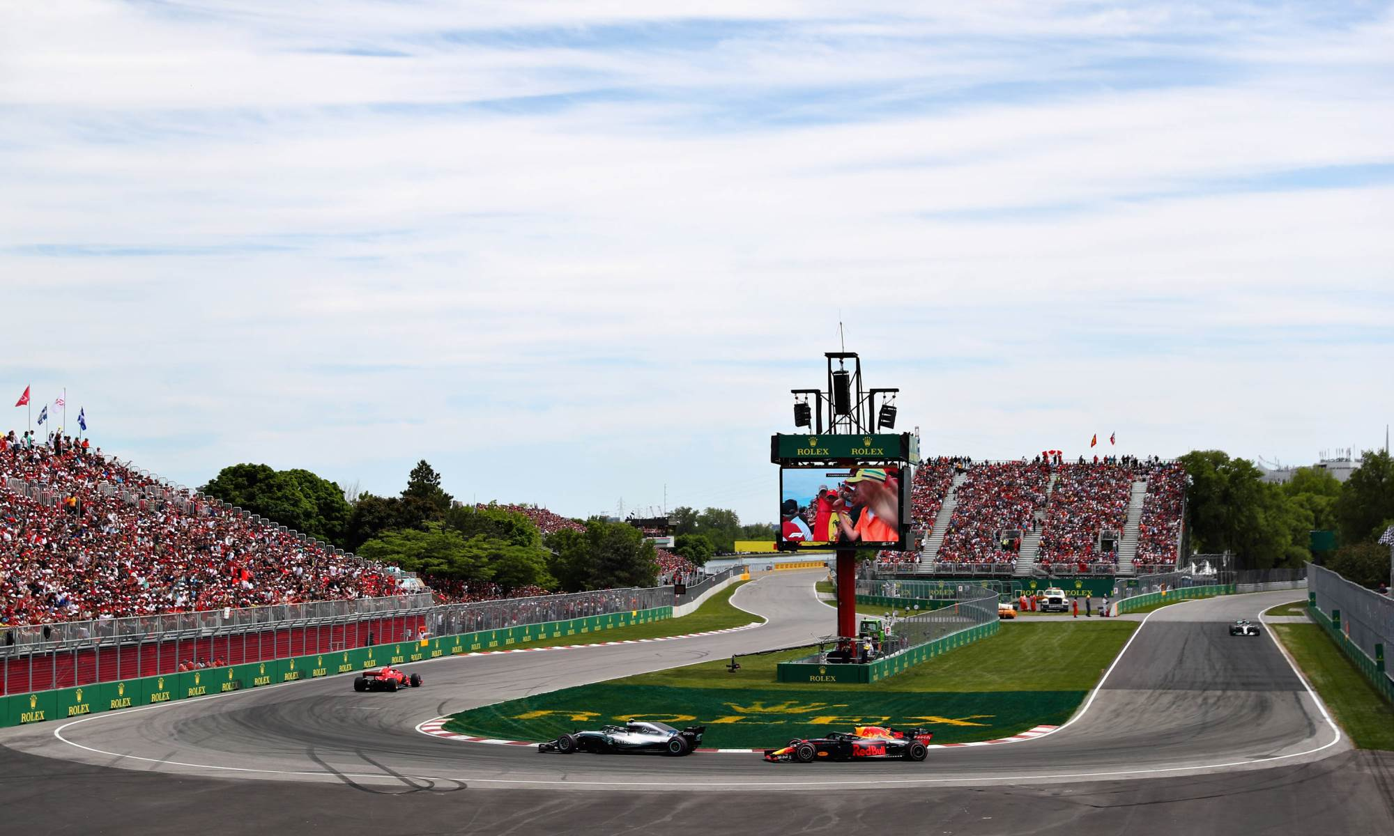 F1 preview Canada 2019 hairpin
