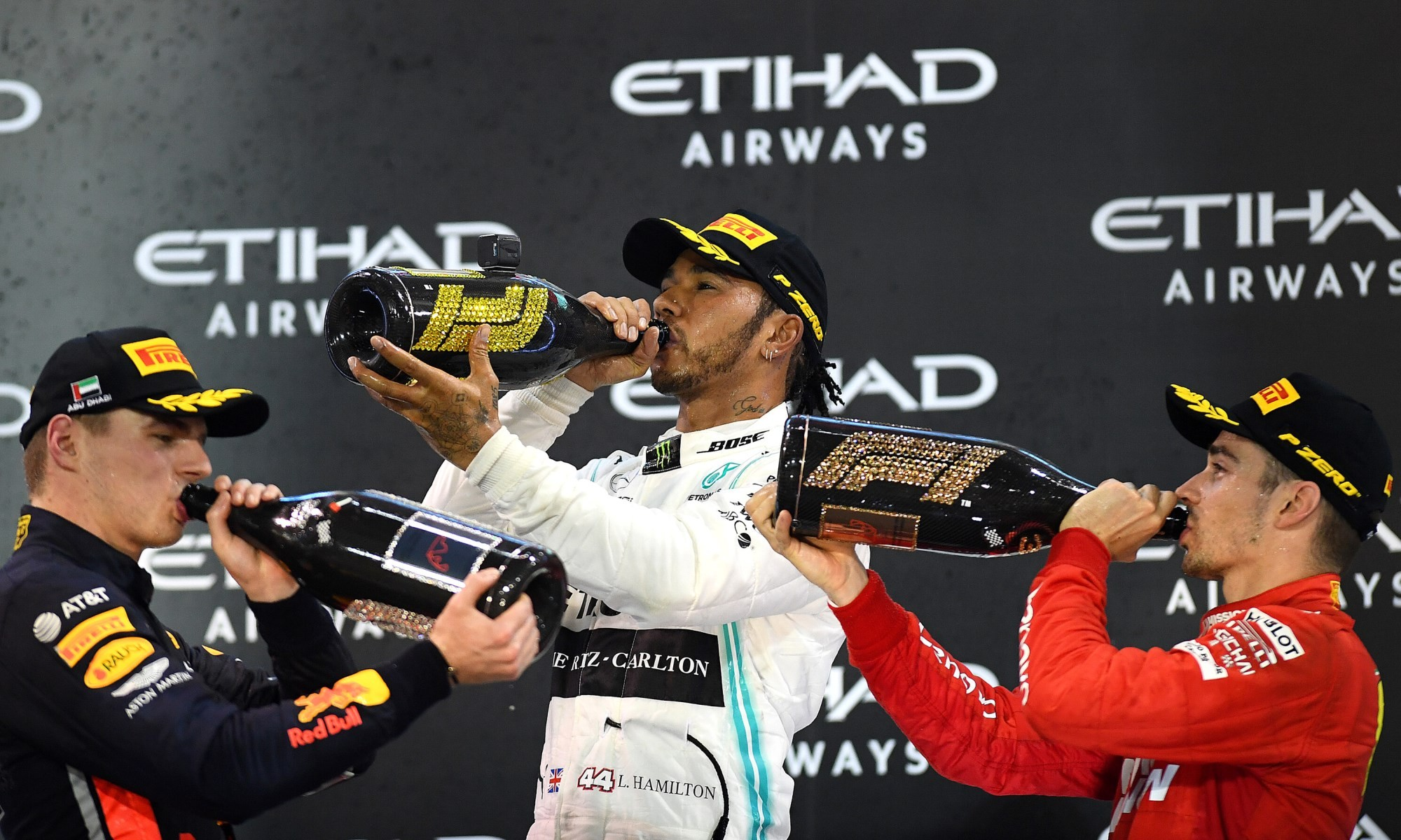 F1 Review Abu Dhabi 2019