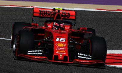 F1 review Bahrain 2019