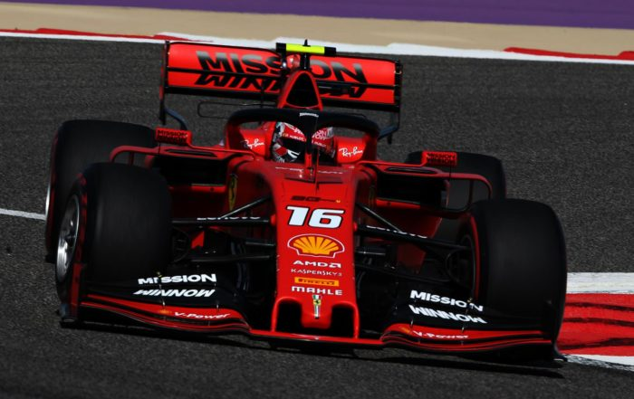 F1 review Bahrain 2019