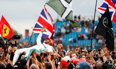 F1 review Britain 2019
