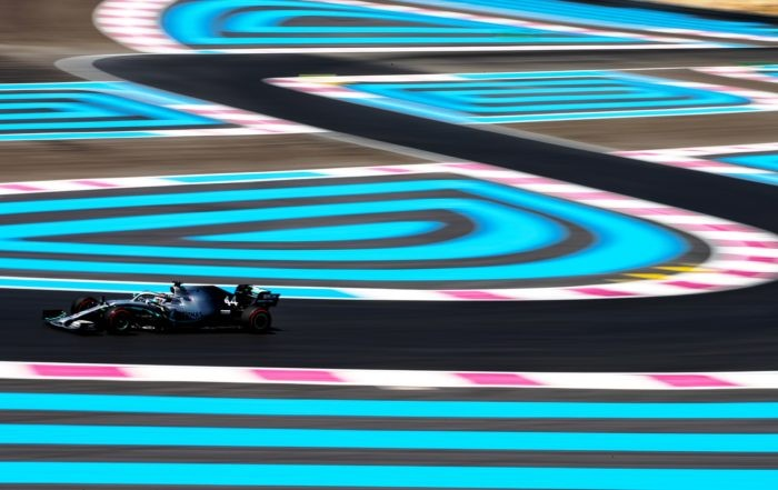 F1 review France 2019