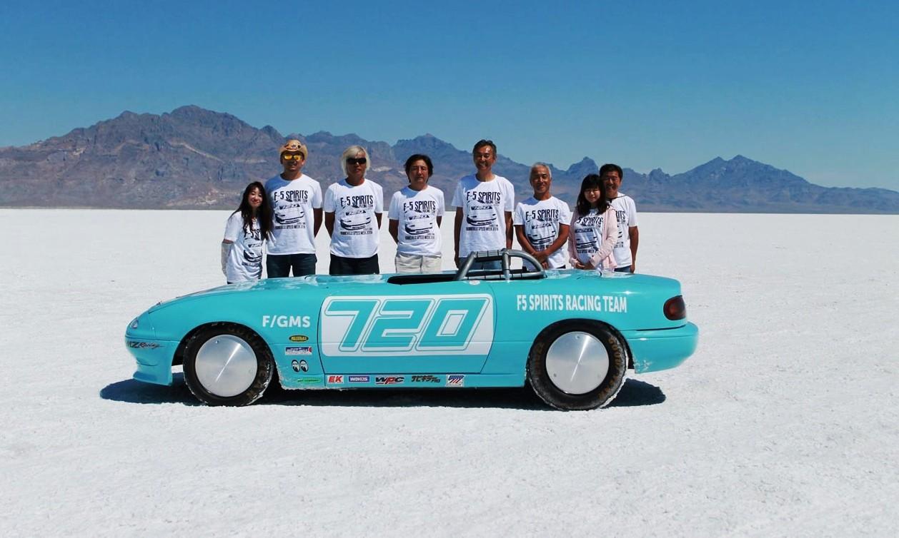 F5 Spirits Racing Team