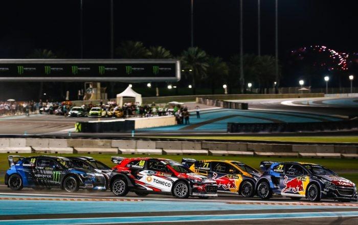 FIA RX season opener 2