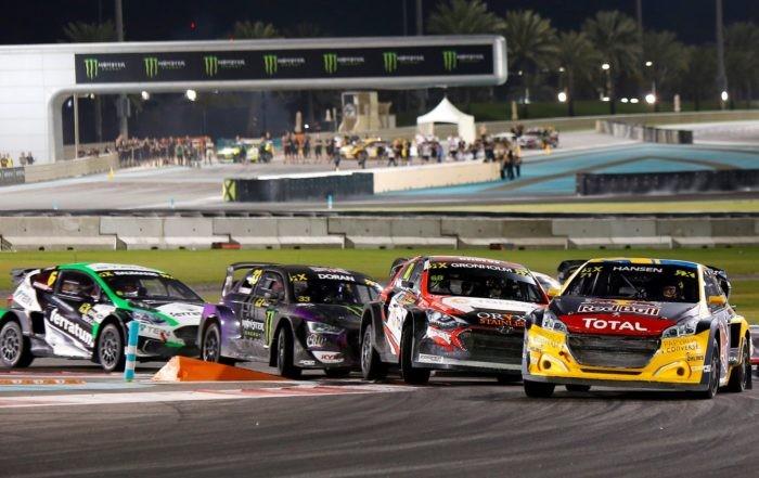 FIA RX season opener