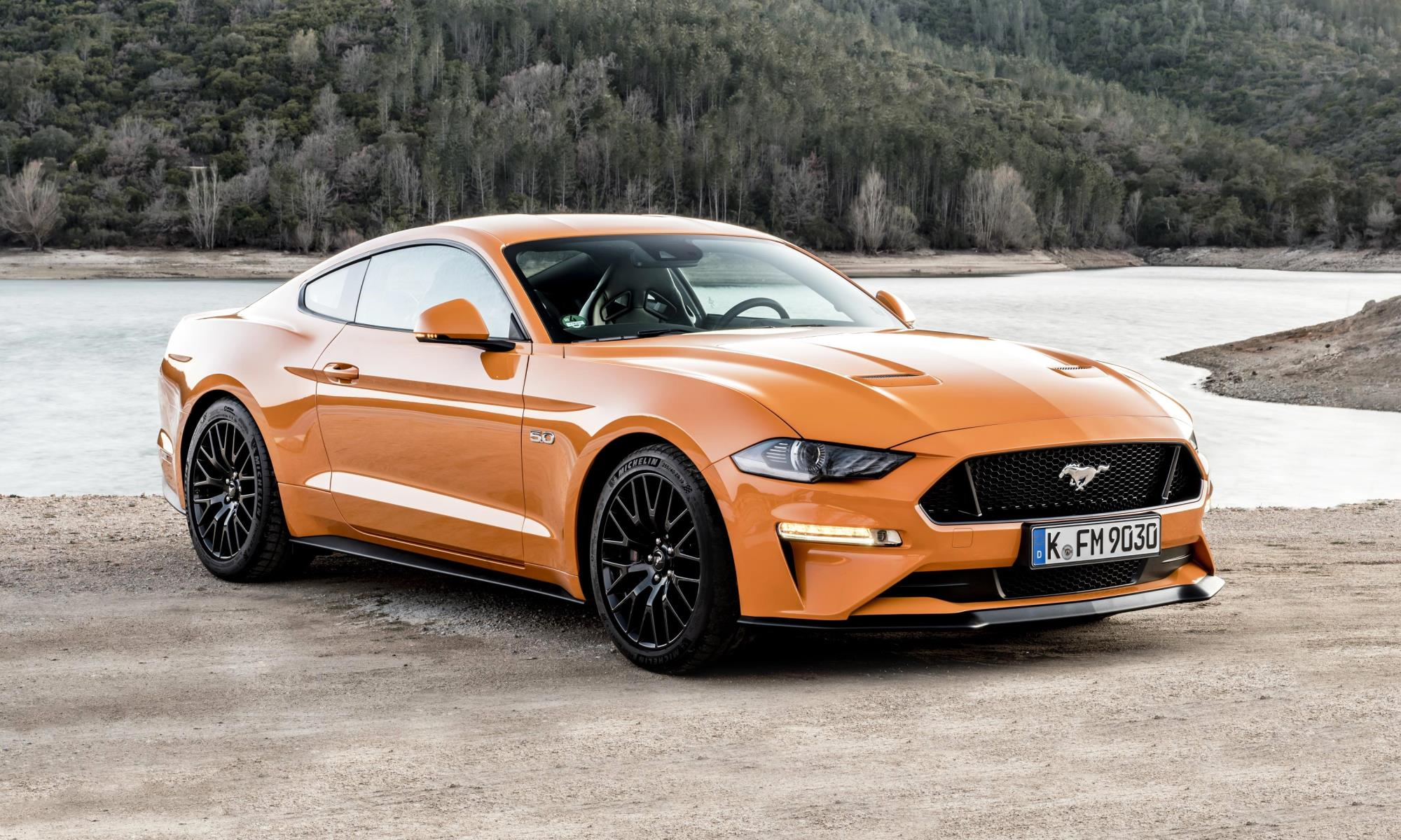 Facelifted Ford Mustang pricing