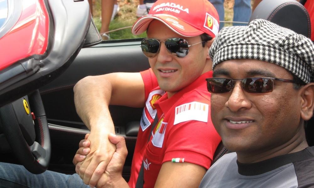 Banzai and Felipe
