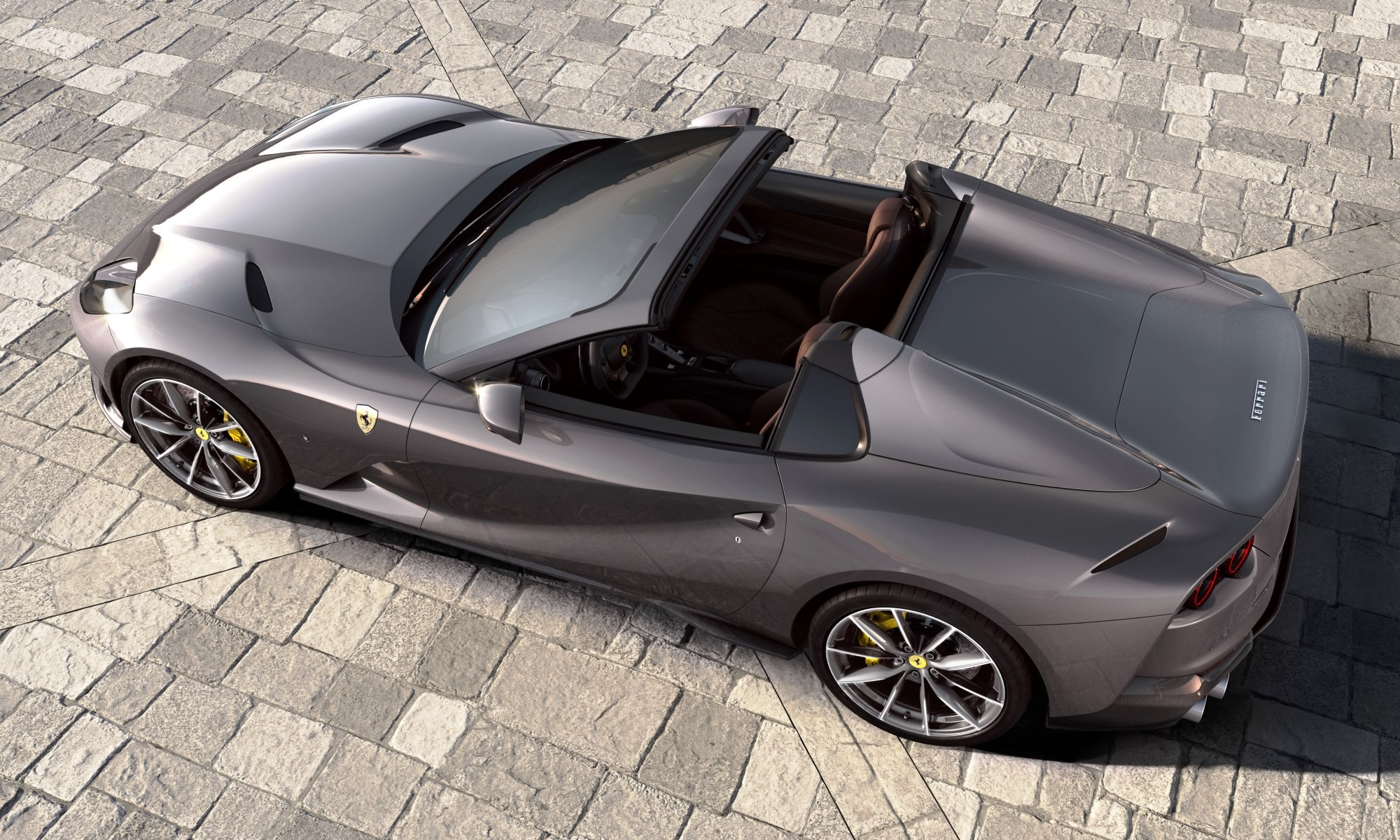 Ferrari 812 Gts And F8 Spider Are New Drop Top Models From Maranello