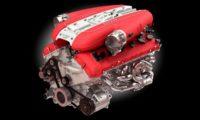 Ferrari 812 SuperFast engine