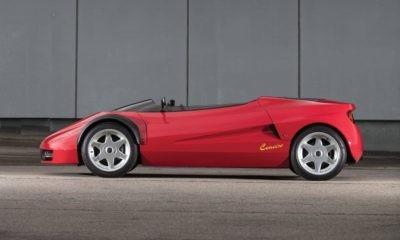Ferrari Conciso profile