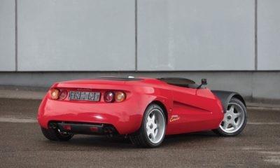 Ferrari Conciso rear