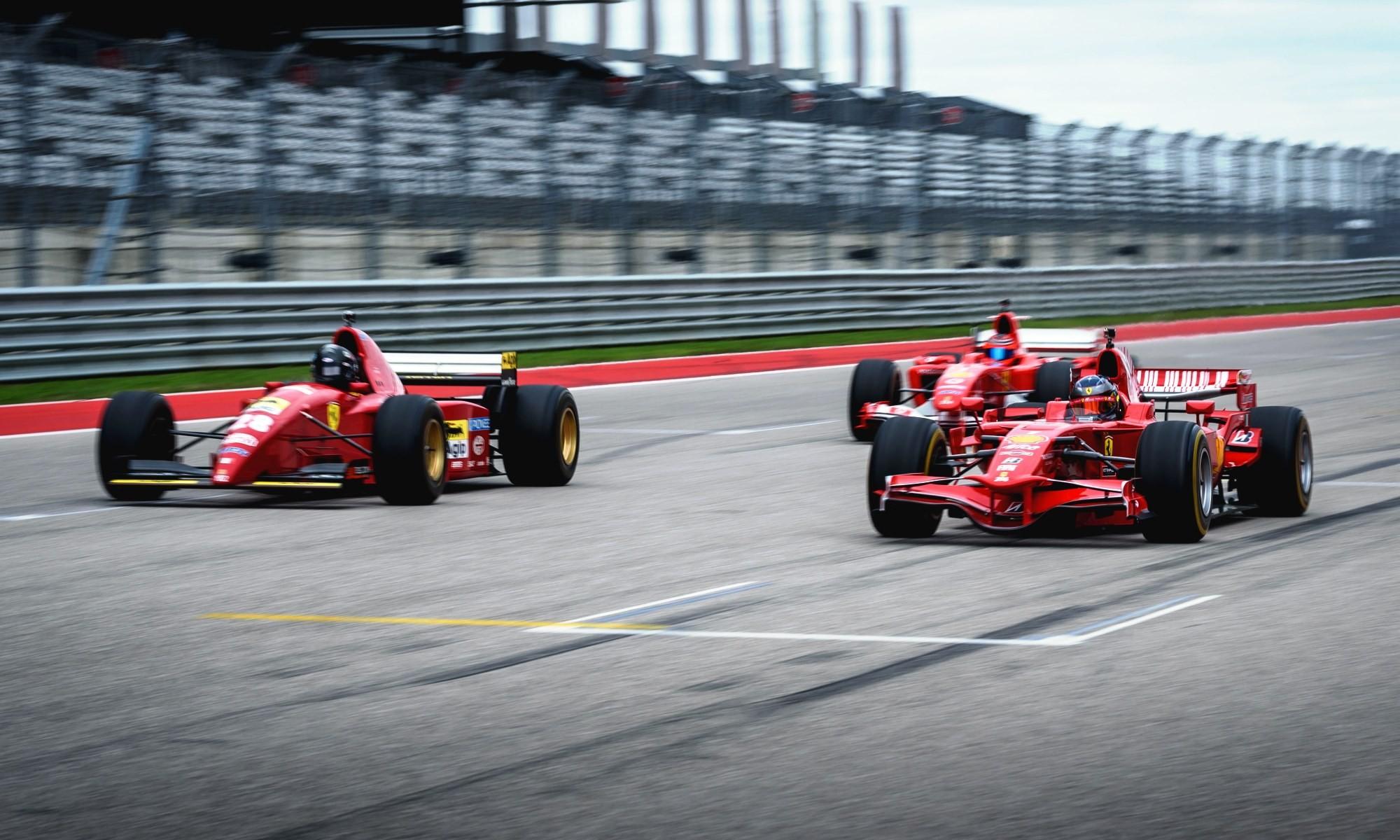Ferrari Corse Clienti 5