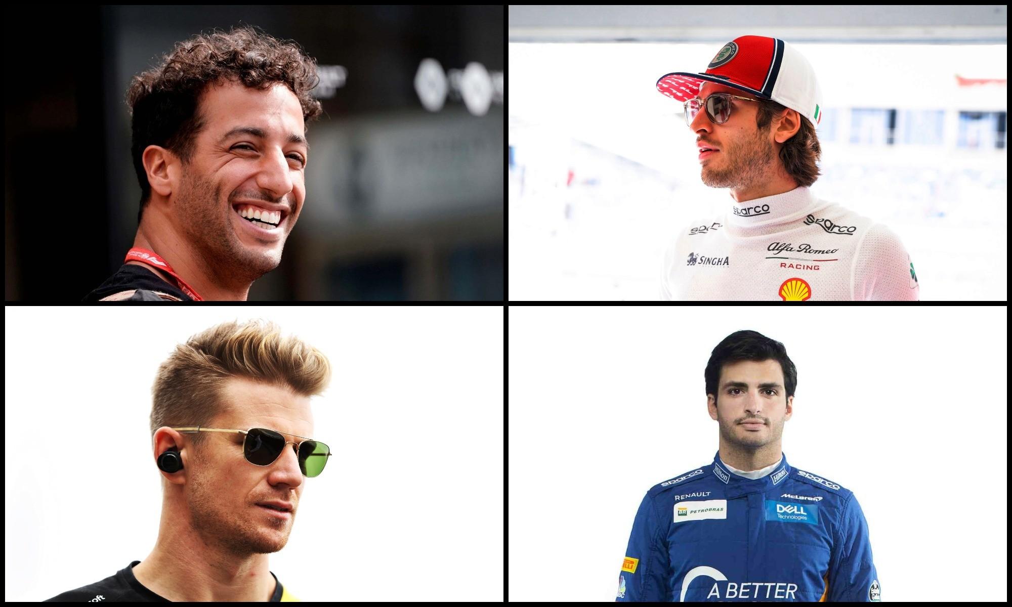 Ferrari Driver Conundrum