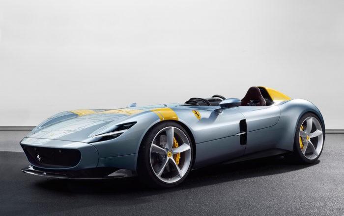 Ferrari Monza SP1 is selfish driving pleasures personified