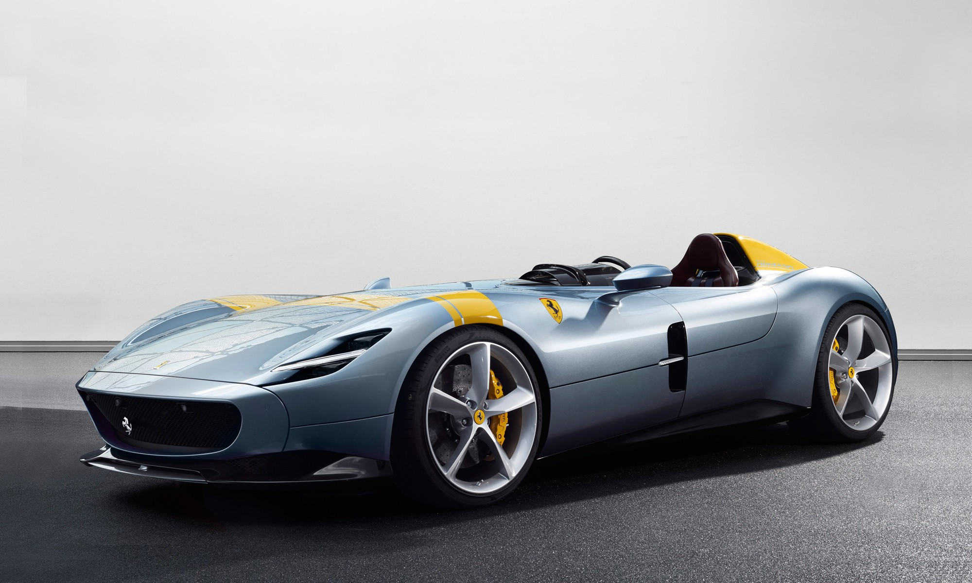 Ferrari Monza SP1 is selfish driving pleasures personified