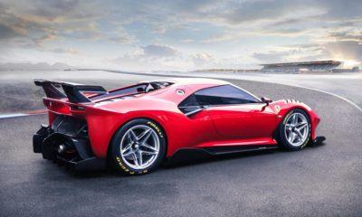 Ferrari P80C video