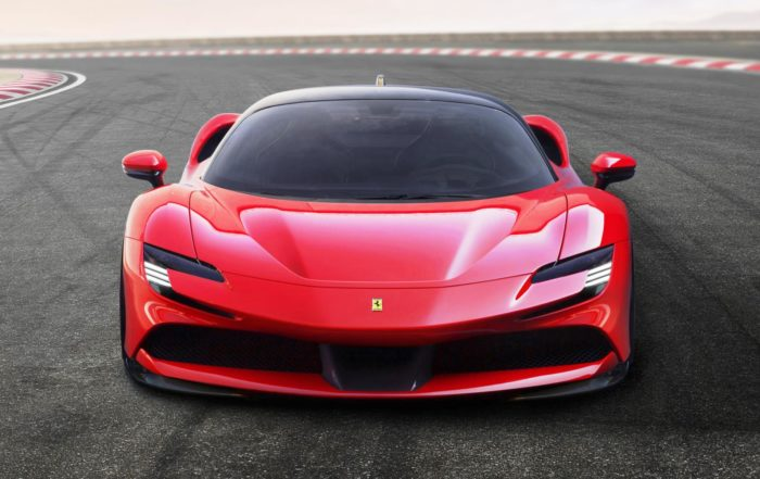 Ferrari SF90 Stradale front