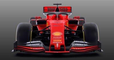 Ferrari SF90 front