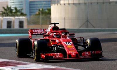 Ferrari F1 Testing 2019
