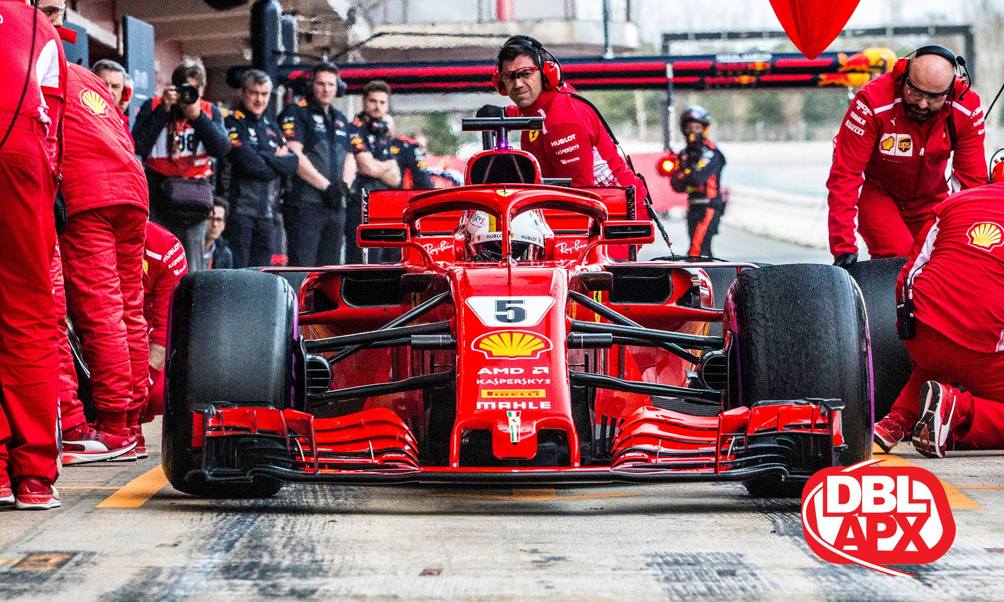 Ferrari are odds on favourite