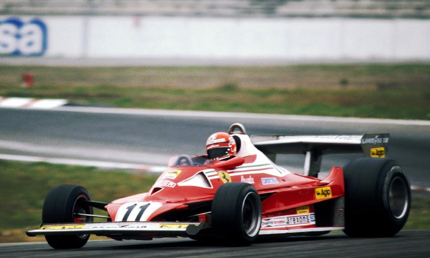 Ferrari in 1977