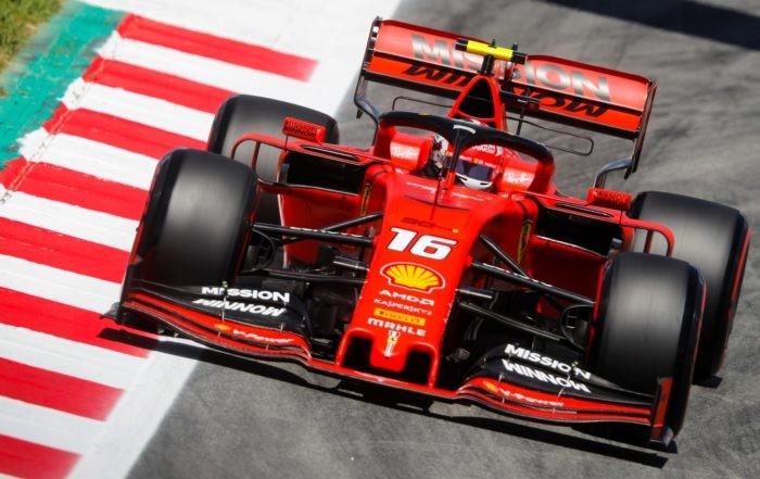 Ferrari stuffed up Leclerc's race... again