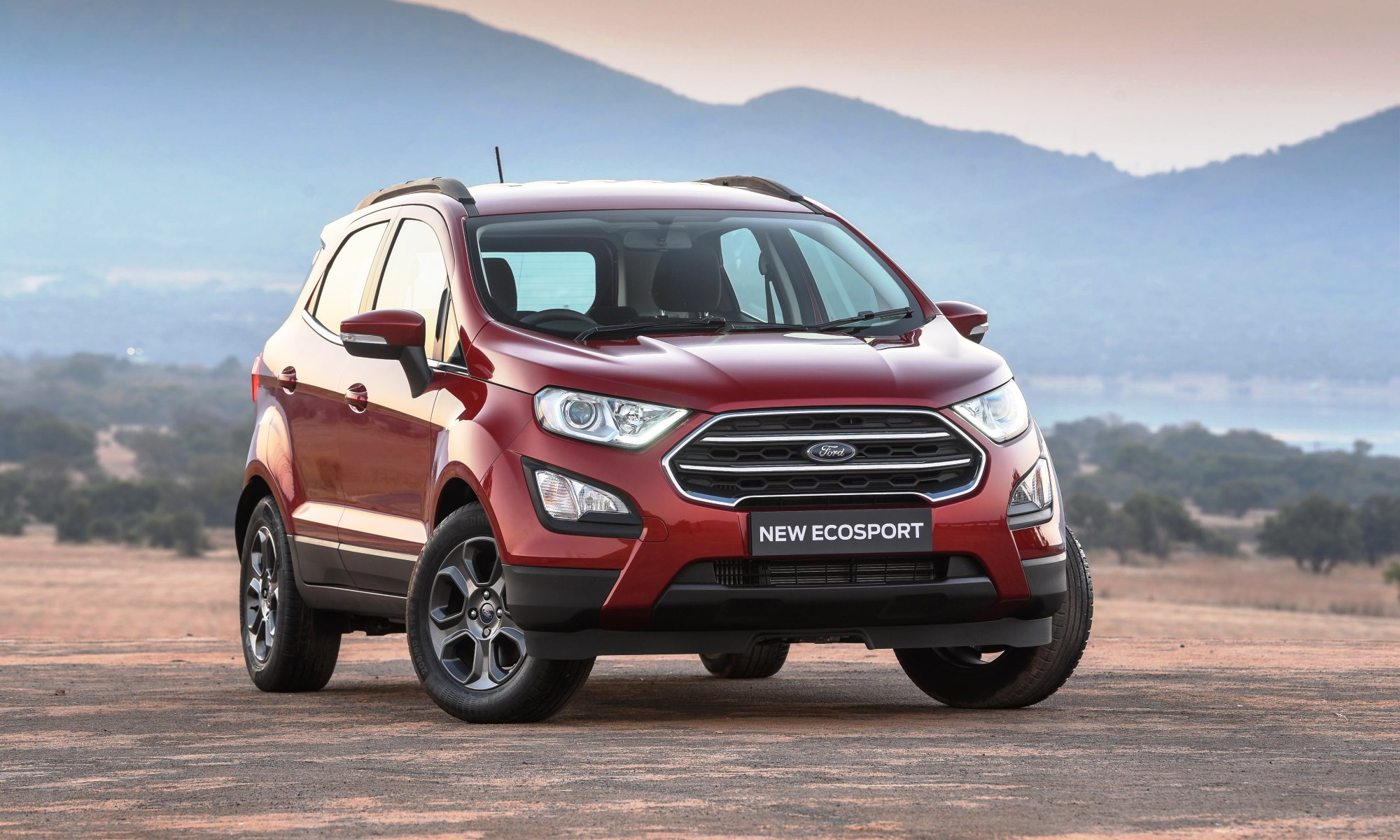Ford EcoSport refreshed