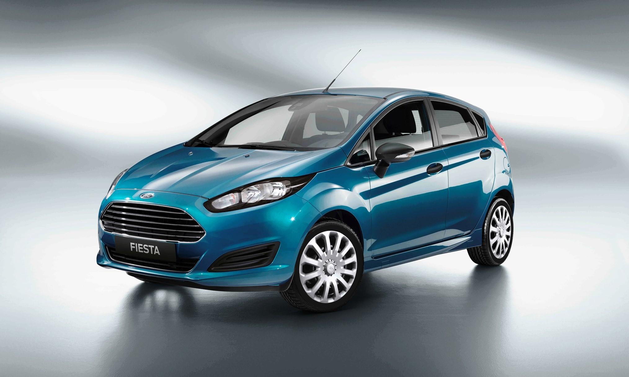 Ford Fiesta 1.0 EcoBoost Trend PowerShift