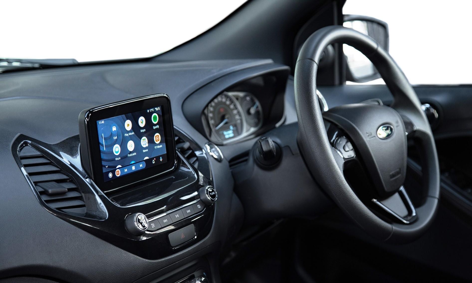 Ford Figo Freestyle interior