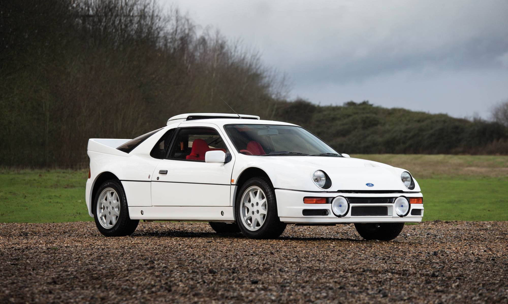 Ford RS200 was a road-going racecar