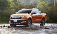Ford Ranger 3.2 TDCI 4x4 AT Double Cab Wildtrak