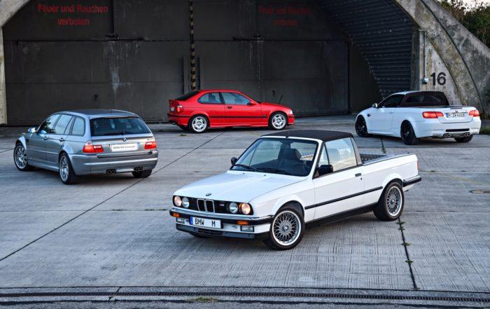 Forgotten BMW M3 Concepts