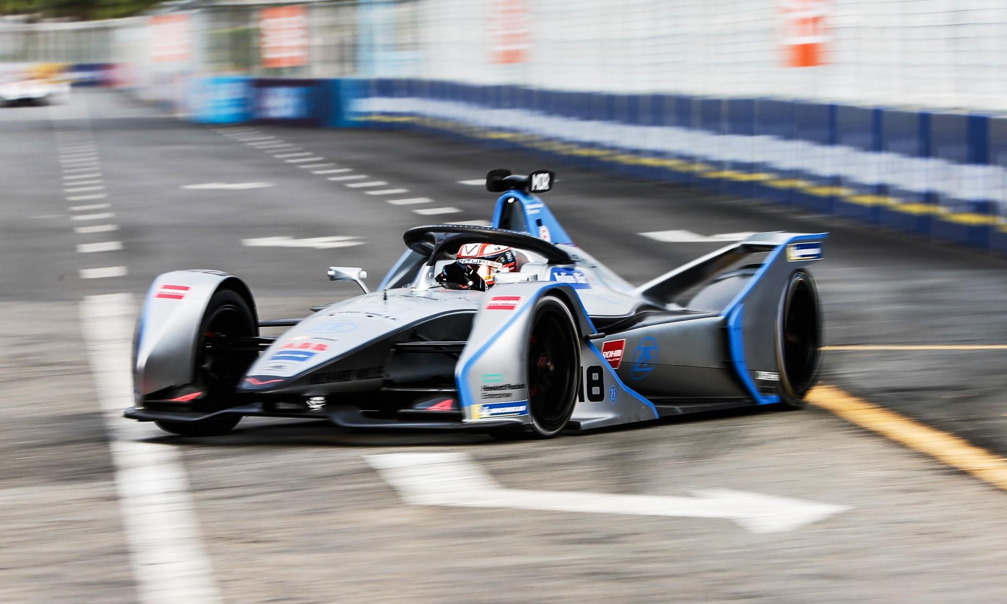Formula E to Cape Town