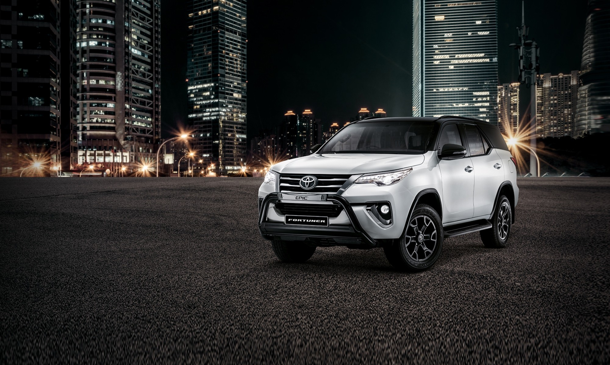 Toyota Fortuner Epic