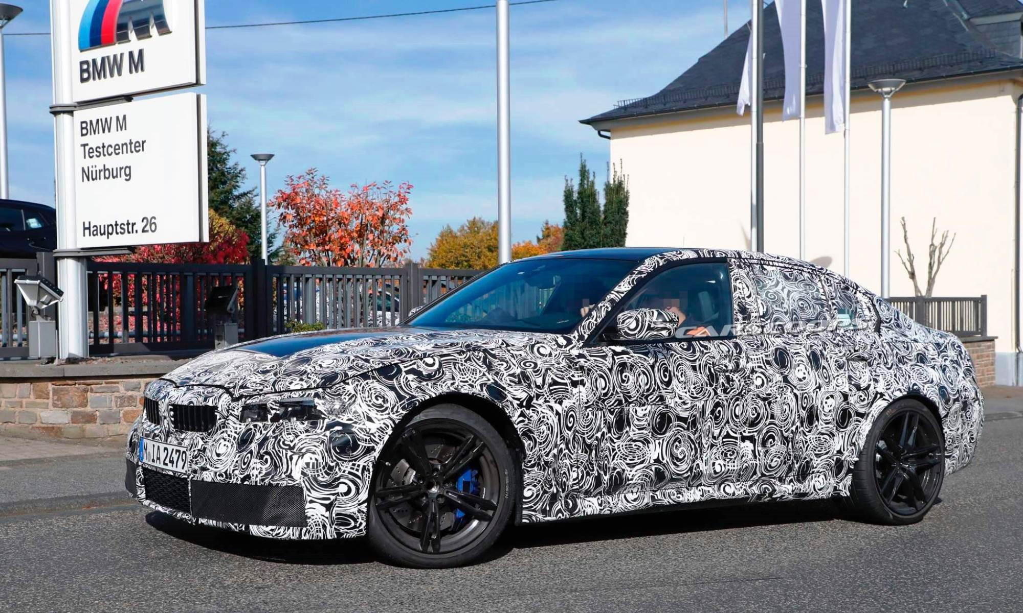 G80 BMW M3