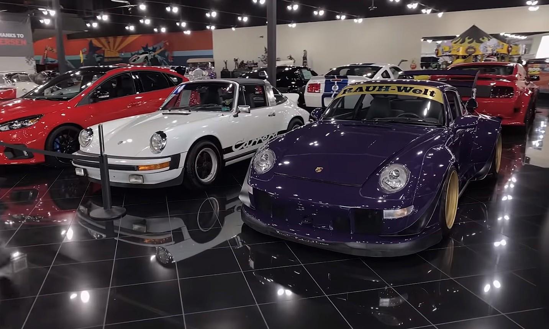 GAS Car Collection Porsches