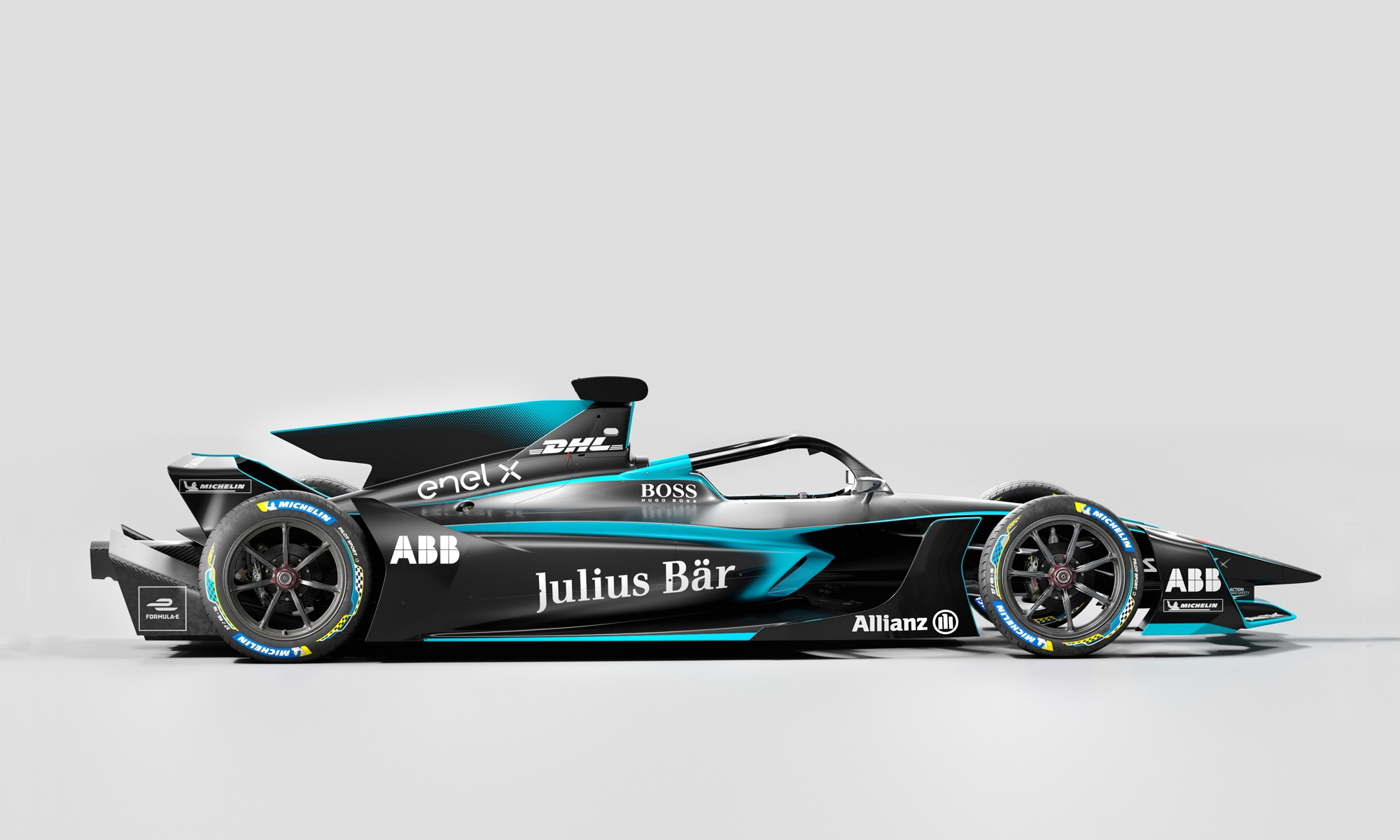Gen2 Evo Formula E Car profile