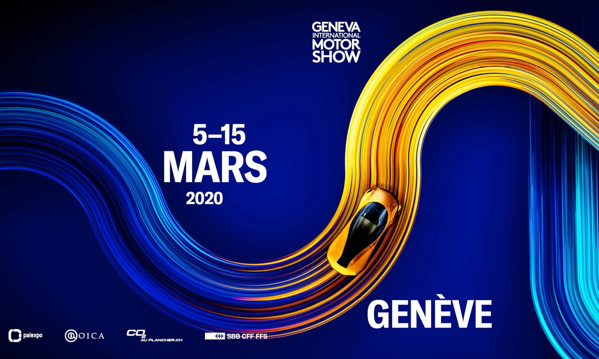 2020 Geneva Motor Show