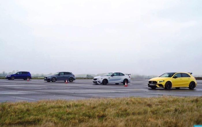 German Compact Drag Race