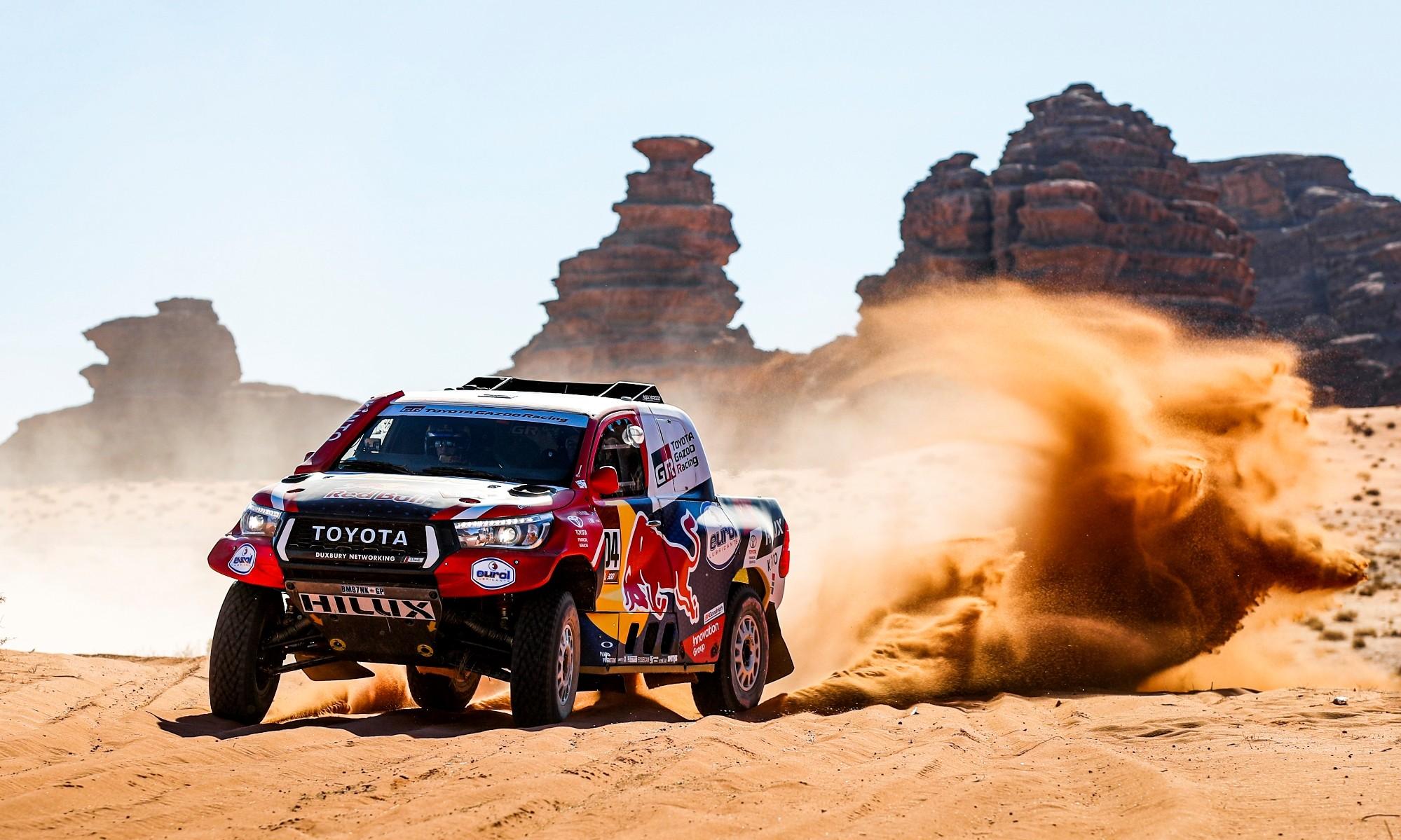 2020 Dakar Stage 3