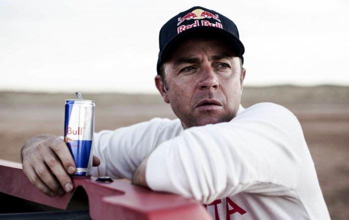 Giniel de Villiers - Dakar Man