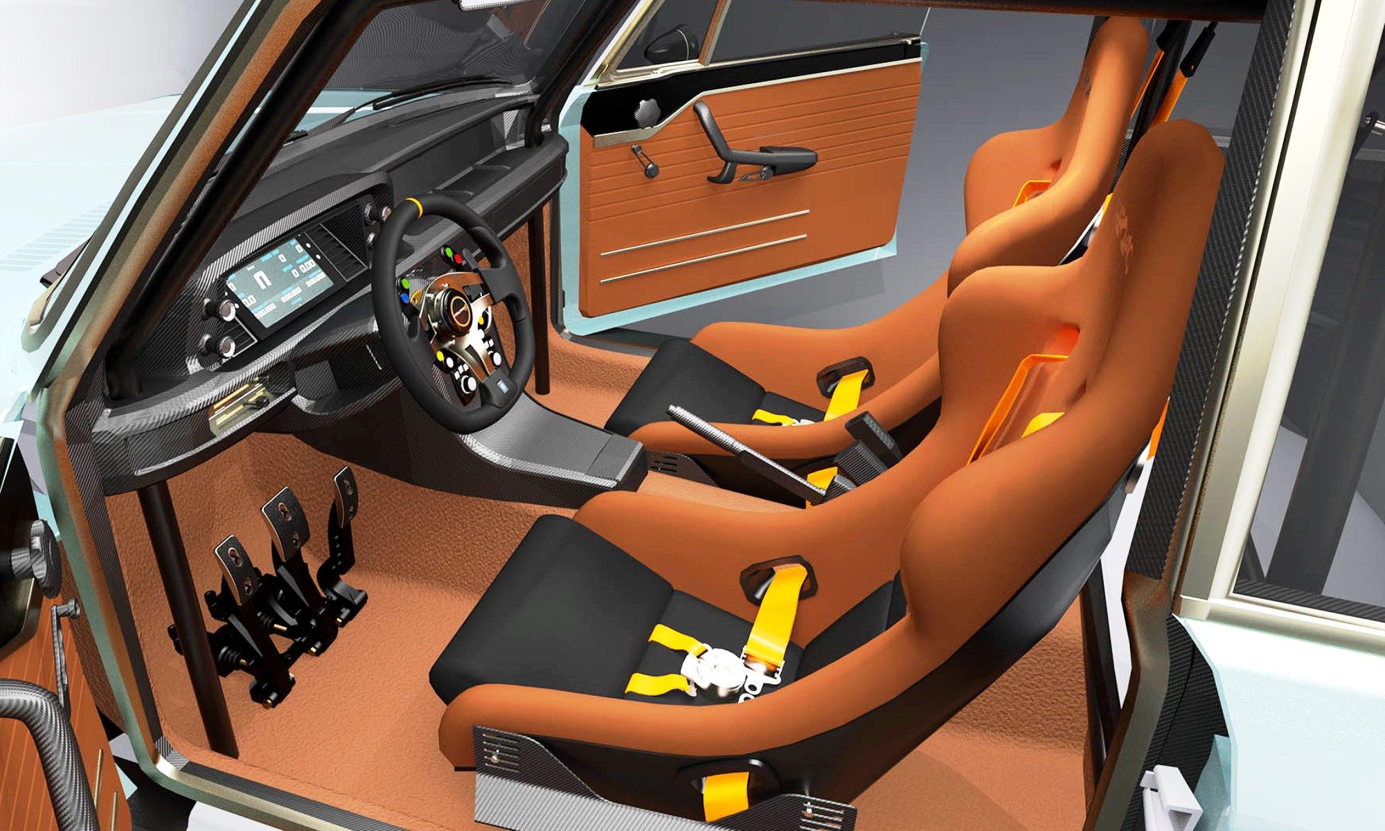 Gruppe5 2002 interior