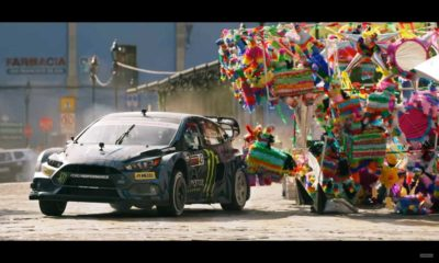 Gymkhana Ten Ford Focus