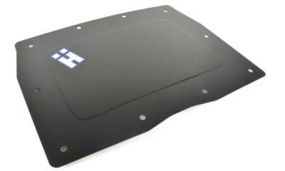 HARD Motorsport E9X Trunk Floor Filler Plate for BMW 335i racecar build part 6