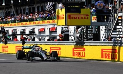 Hamilton won the Canadian F1 GP